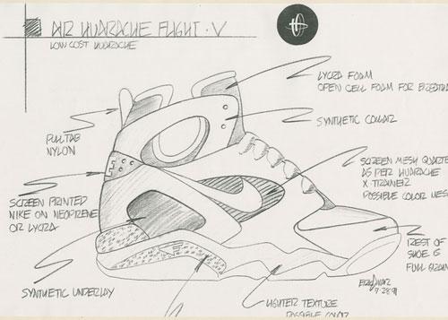 nike-air-flight-huarache-drawing
