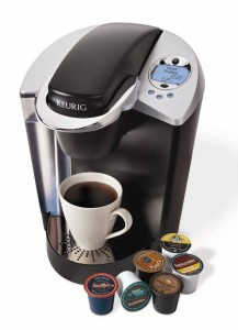 Machine Design-Keurig